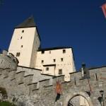 Die Burg Mauterndorf