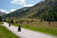 Motorradfahren Salzburger Land