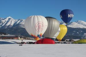 Ballonfestival im Salzburger Land