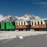 Die Taurachbahn im Winter