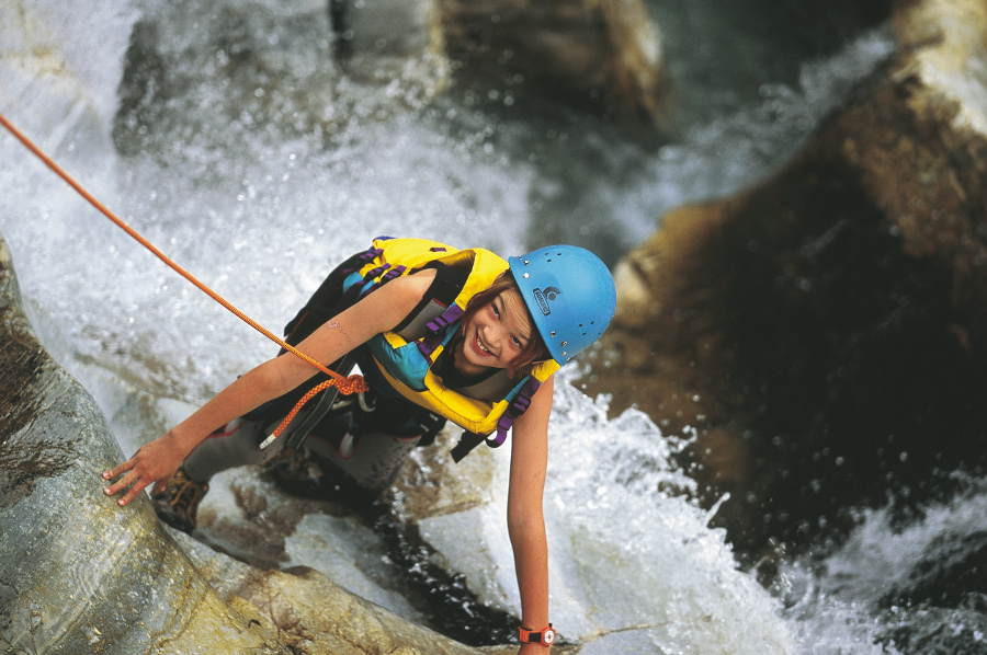 Image result for canyoning